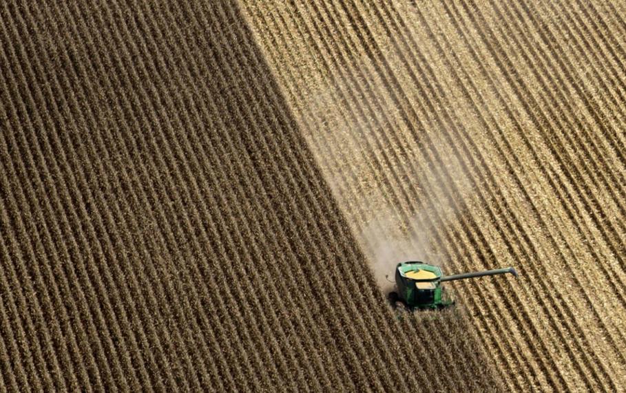 cosechadora